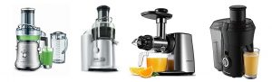 Juicers, the best ally to ward off colds
